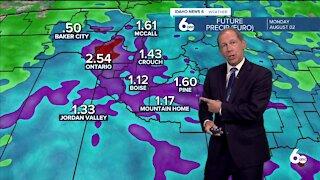 Scott Dorval's Idaho News 6 Forecast - Thursday 7/29/21