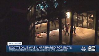 Report says Scottsdale unprepared for riots, mall looting