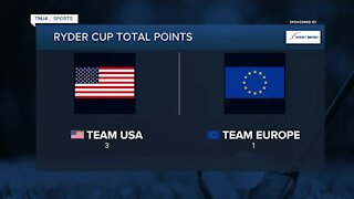 Ryder Cup tees off at Whistling Straits