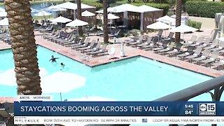 Staycation deals around the Valley