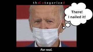 Joe Biden Gaffes - Tries To Quote The Pledge Of Allegiance - Totally FAILS