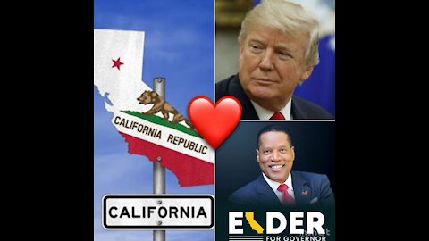 Californians Want Trump and Larry