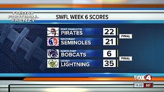 Week 6 Highlights and Scores High School football