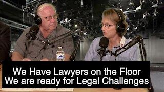 Senator Wendy Rogers gives Arizona Audit Update