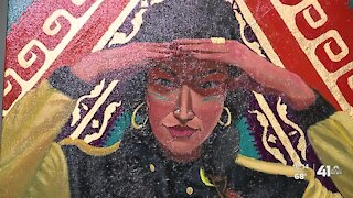 KC creators celebrate National Hispanic Heritage Month through art