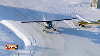 The Alaskan Airport that NEVER Freezes