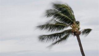 Tropical Storm Moving Toward North Carolina