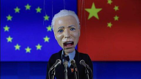 Puppet Joe Biden - Puppet of China