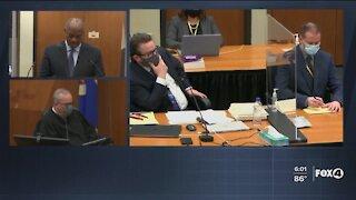 Chauvin trial: Eyewitnesses describe feeling 'failure', 'distressed' watching George Floyd die