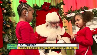 Action News Children's Holiday Party