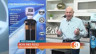 H2O Concepts: Finding the right water system for your home