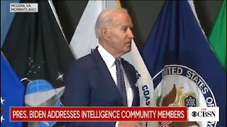 Biden Insults Unvaccinated: You're Not Smart