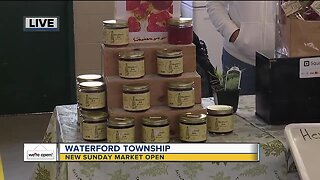 Sunday Market Opens in Waterford