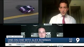 One-on-one with Alex Bowman