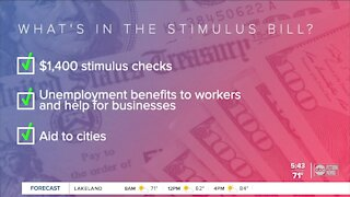 House Democrats approve $1.9 trillion stimulus bill