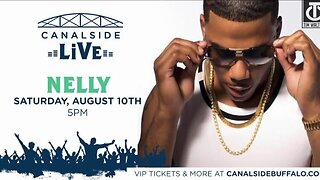 Nelly coming to Canalside in August