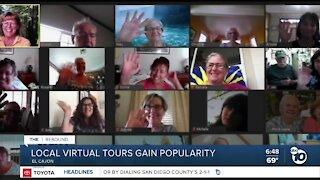 Local virtual tours gain popularity
