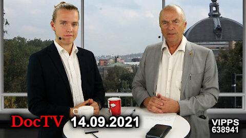DocTV 14.09.2021 FpU-leder for Oslo med perspektiv på valget