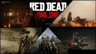 """RED DEAD ONLINE """"COME WITH ME NOW"""" [GMV]"""