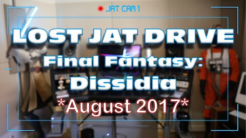Lost JAT Drive: The Final Fantasy Dissidia Drive Home
