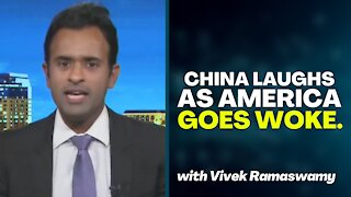 China Laughs As America Goes Woke - Vivek Ramaswamy Joins Shannon Bream