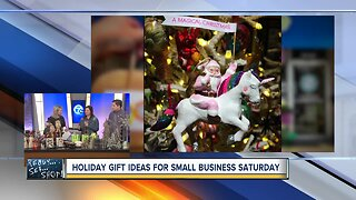 Support local on Small Business Saturday