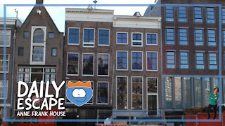 Daily Escape: Anne Frank House, by Oddball Escapes