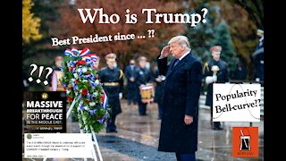 Episode 2: Who is Trump? Best President since…?