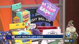 Last-minute Christmas gift ideas