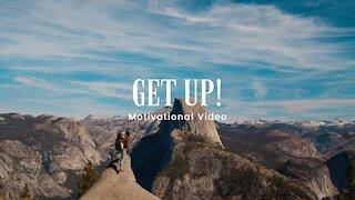 GET UP - Powerful Motivational Video HD