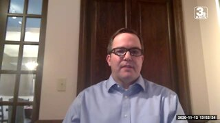 Web Extra: Interview with Dr. Daniel Johnson