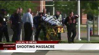12 killed in Virginia Beach mass shooting