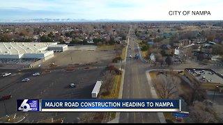 Greenhurst road rebuild project
