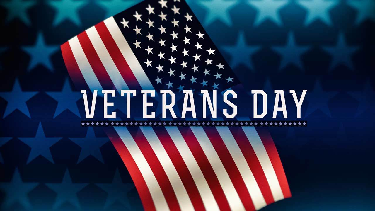 Free and discounted services offered to veterans for Veterans Day