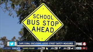 City of Cape Coral to discuss bus stop safety improvements Monday