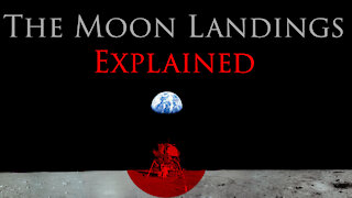 The moon landing Hoax explained