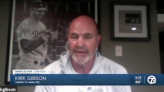 Kirk Gibson continues fight against Parkinson's while supporting others with his foundation