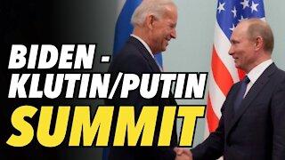 Biden - Klutin/Putin summit set for June 15