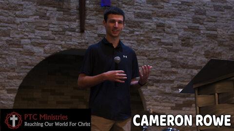 Cameron Rowe | Exhortation