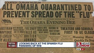Looking back at the Spanish Flu pandemic of 1918
