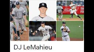Yankees DJ LeMahieu - Play Like DJ!!!