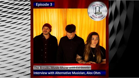 The Breaks Music Show - Episode 3 Promo with Alex Ohm