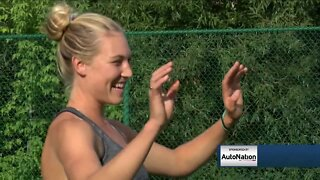 Boulder kids learn from nation's best female college tennis player