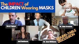 IMPACT of Children Wearing Masks