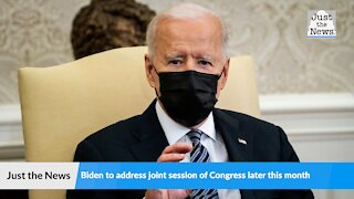 Just the News Minute: Afghanistan Troop Withdrawal, Biden to Address Joint Session
