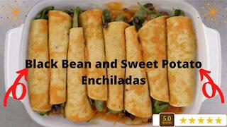 Black Bean and Sweet Potato Recipe - Fun Easy Recipe