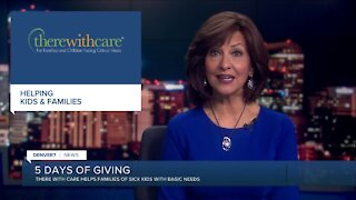 Five Days of Giving: There With Care