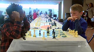 Queen City Classic Chess Tournament challenges 700 area kids