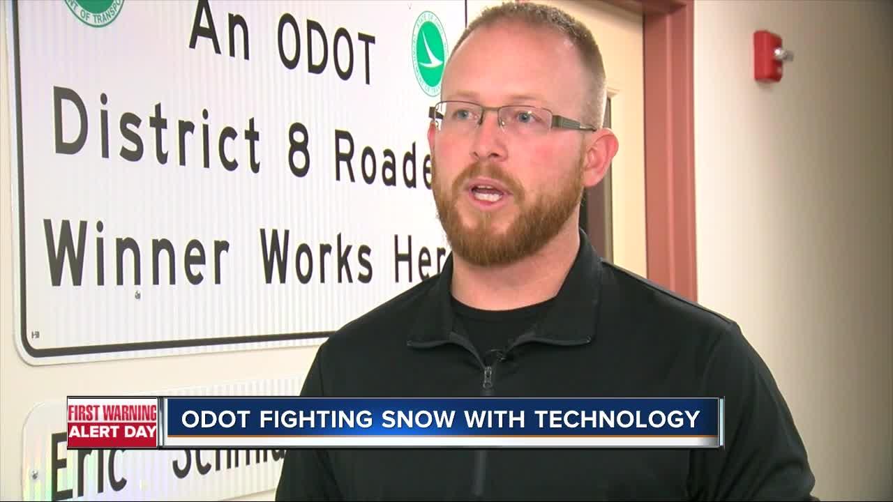 NKY, Cincinnati crews prepare for first snowfall of season