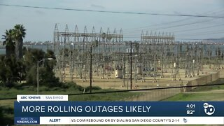 More rolling outages likely